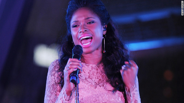 Jennifer Hudson performs at Hearst's 125th anniversary celebration and private screening of the new documentary 'Citizen Hearst' at Hearst Tower on September 18, 2012 in New York City. (Photo by Craig Barritt/Getty Images for Hearst Corporation)