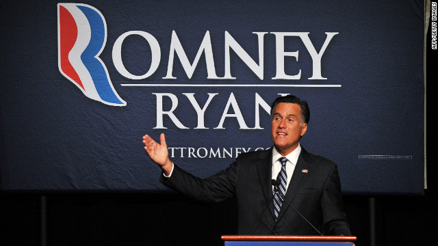 Romney's effect on Senate race