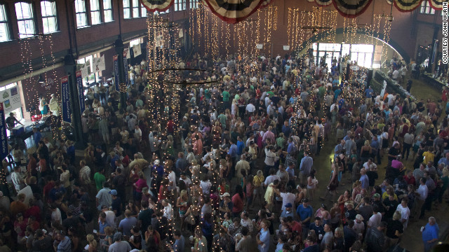 The Louisville Craft Beer Week now draws several thousand people from around the state to its dozens of events.