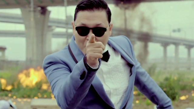 Rapper Psy brings 'Gangnam Style' to U.S.