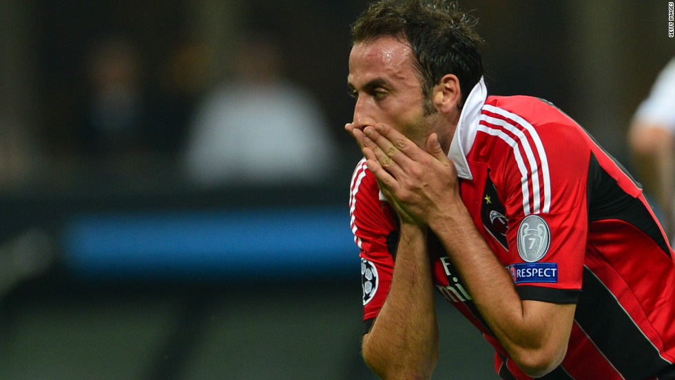 It has been a turbulent few months for AC Milan, who lost star duo Zlatan Ibrahimovic and Thiago Silva to Paris-Saint German during the offseason. Massimiliano Allegri's team have made a stuttering start to the Italian season, which carried over into the Champions League on Tuesday with a 0-0 draw against Anderlecht.