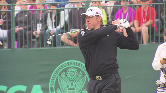 Lee Westwood looks forward to Ryder Cup