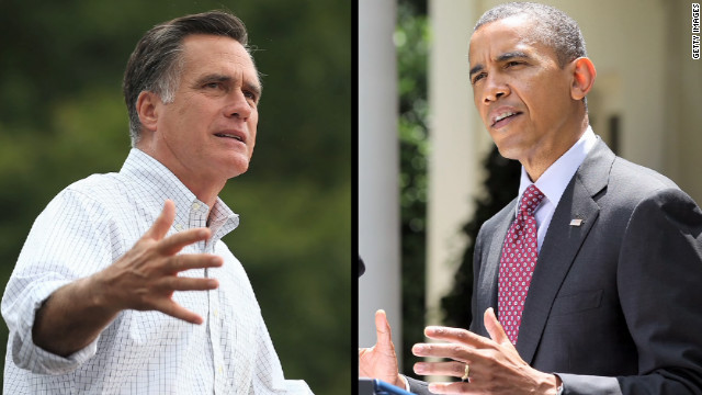 Obama suggests Romney wants another war