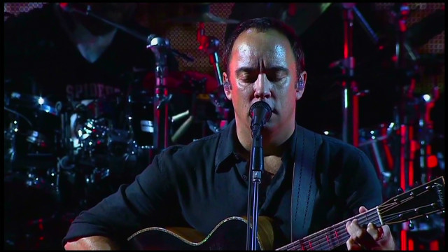 Dave Matthews reluctant Obama fan