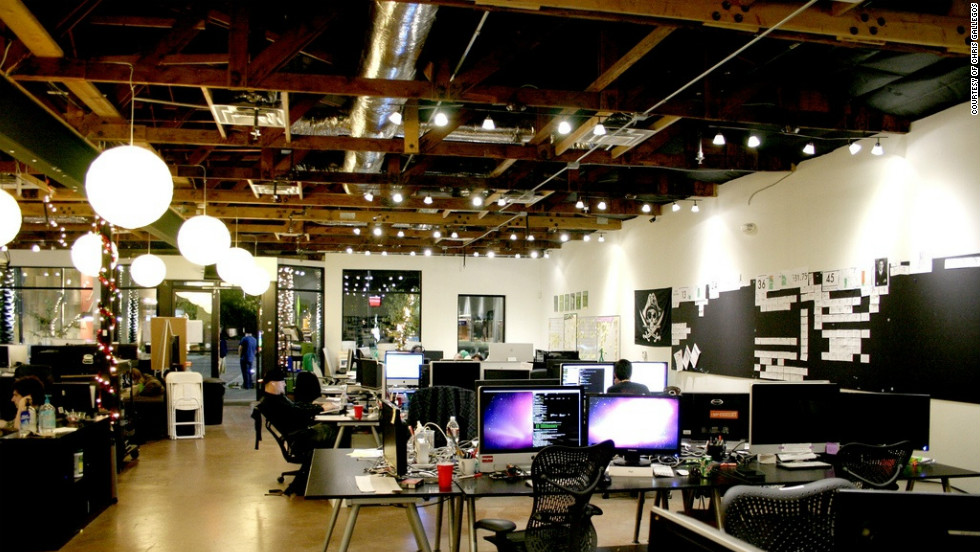 Gangplank opened its first collaborative space in Chandler five years ago and has since established two more branches in Arizona.