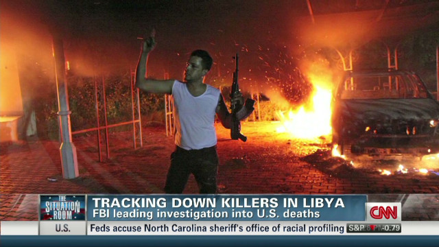 Tracking down killers in Libya
