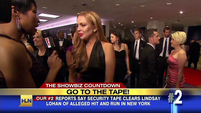 Could surveillance video clear Lohan?