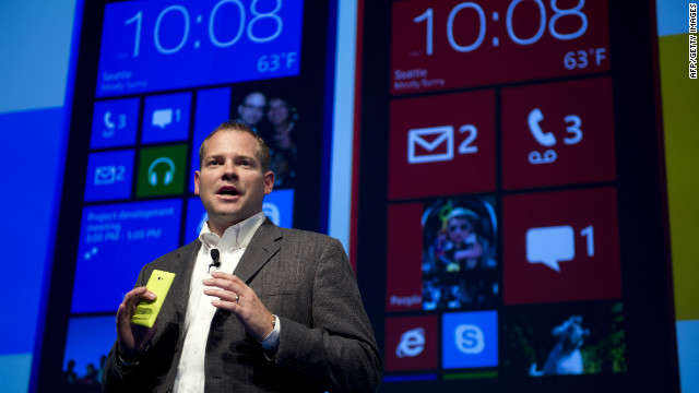 Can Windows Phone 8 mobiles compete with iPhone?