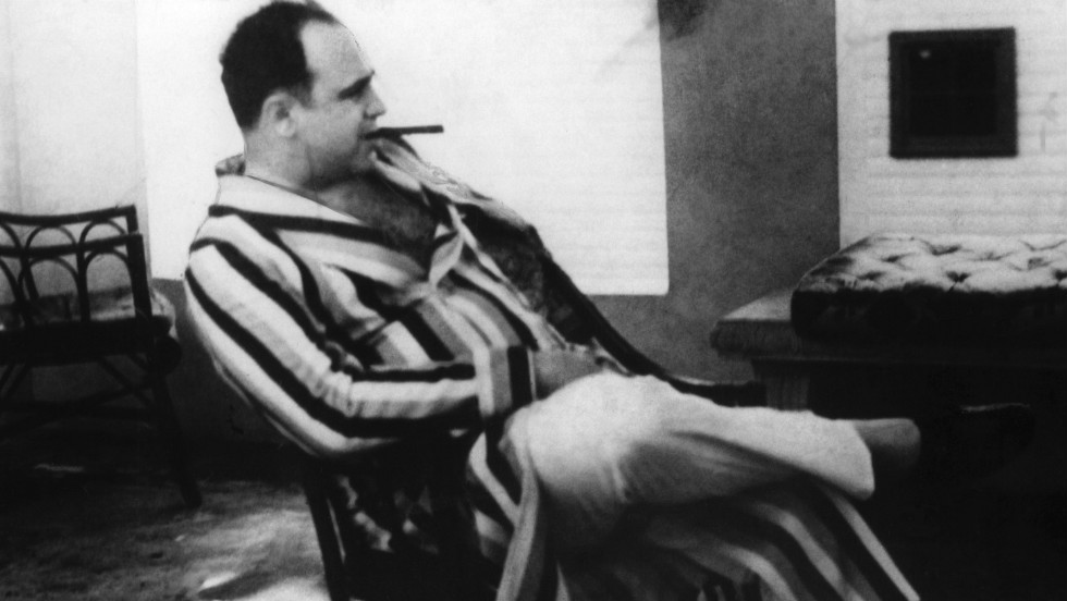 """Capone, or """"Scarface"""" as he was nicknamed, passed away on January 25, 1947 at the age of 48."""