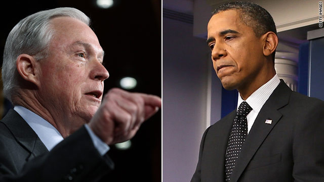 Obama out, Sessions in? A day that spotlights America's contradictions on race