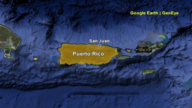 Hispanic Heritage Month - Puerto Rico