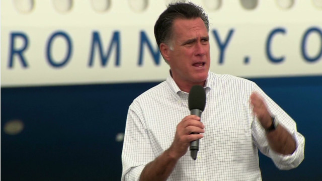 Romney mocks Obama's 'bumps in the road'