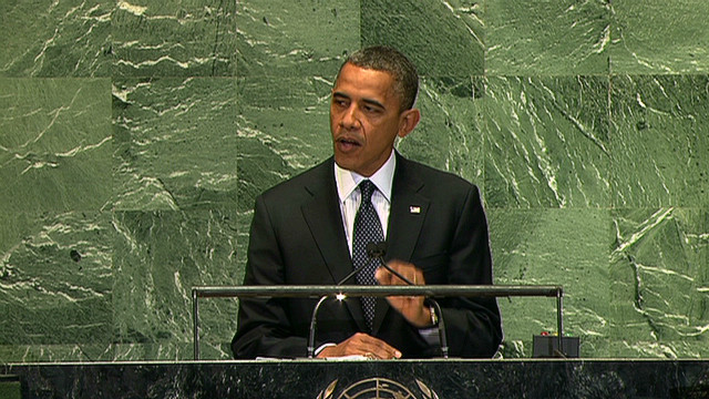 Obama to UN: No excuse for attacks