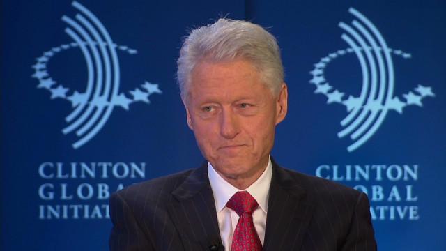 Clinton: Debates are crucial for Romney