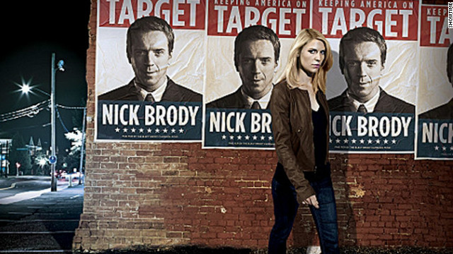"There might be a lot of ""Homeland"" win at Sunday's Golden Globes."