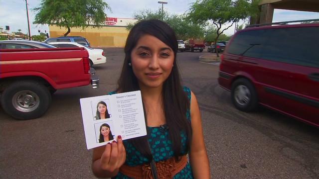 Grad student's illegal immigrant life