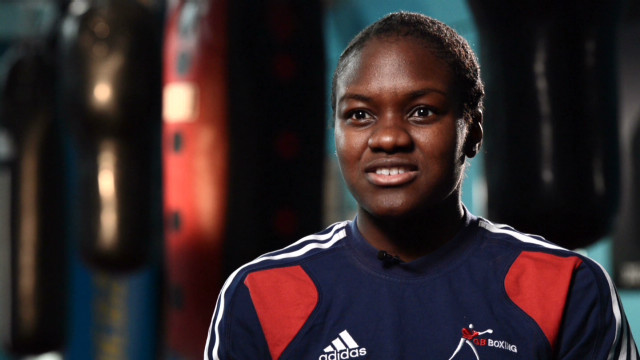 Human to Hero: Nicola Adams