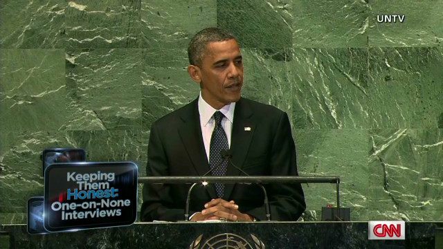 Obama skips one-on-one meetings at UN