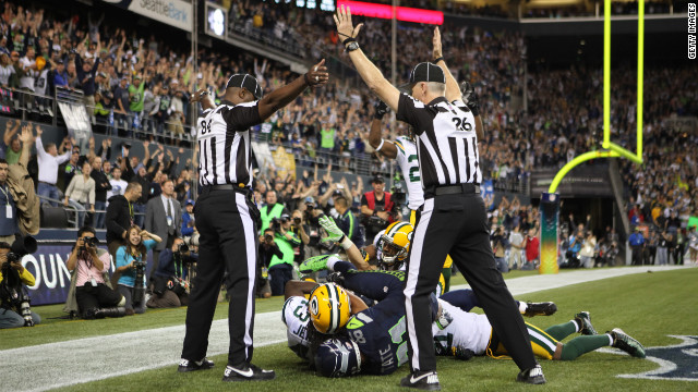 NFL, referees reach agreement