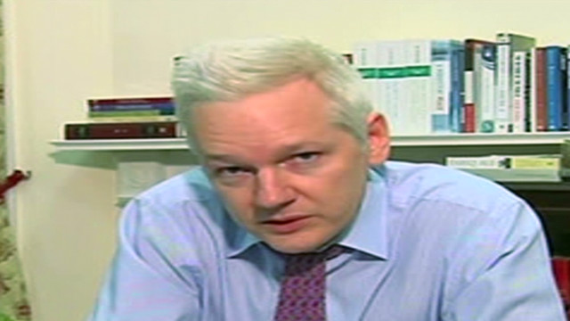 Assange: Obama, do the right thing