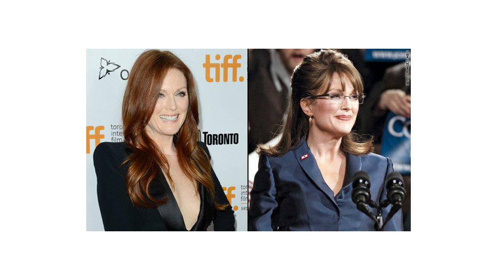 "Julianne Moore was tasked with convincingly portraying Sarah Palin in HBO's 2012 movie ""Game Change,"" and implicit in doing so was looking the part. Moore pulled it off, picking up an Emmy in the process. Among those she thanked? Her hair and makeup team, of course."