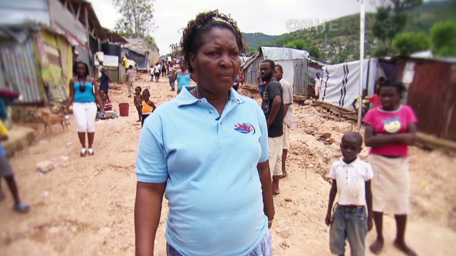 Top 10 CNN Hero: Malya Villard-Appolon