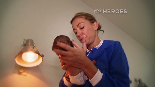 Top 10 CNN Hero: Catalina Escobar
