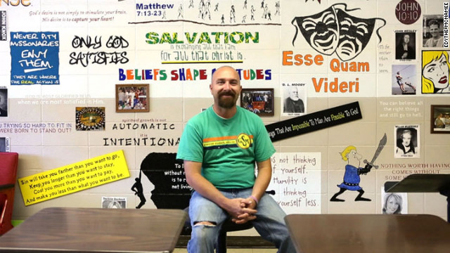 A Voter Portrait: Rob Seyler