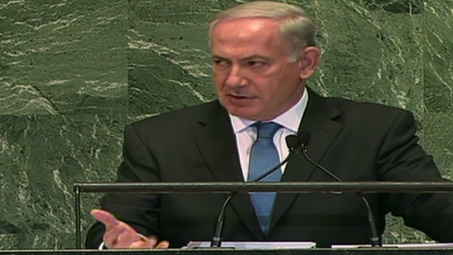 Netanyahu: No peace from libelous speech
