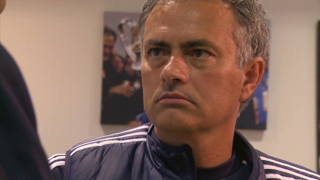 Mourinho: John Terry is not a racist
