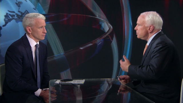 McCain: White House naive or deceitful