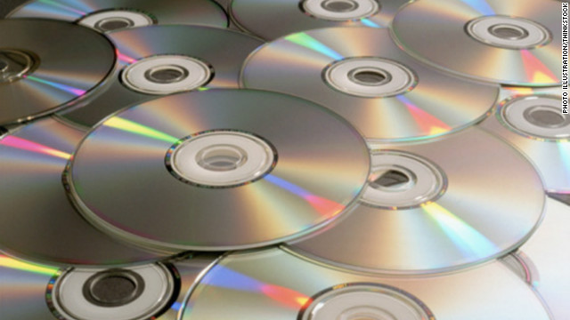 Compact disc turns 30