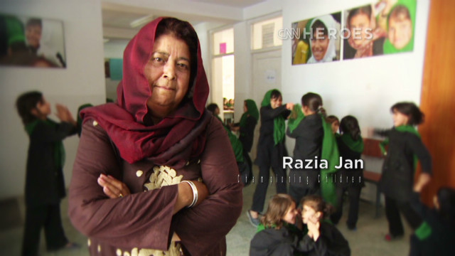CNN Heroes: Razia Jan