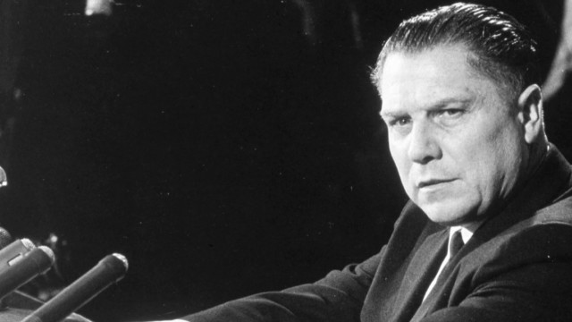 Jimmy Hoffa search picks up at new site