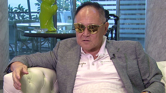 'Marry my daughter' tycoon speaks