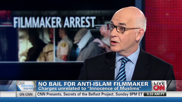 No bail for anti-Islam filmmaker