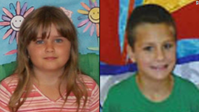 Two kids missing after home burns down