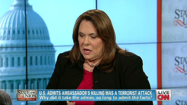 Axelrod defends Ambassador Rice on Libya