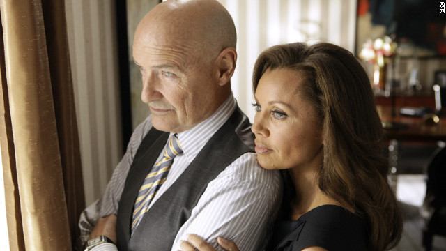 "Terry O' Quinn and Vanessa Williams starred in ""666 Park Avenue."""