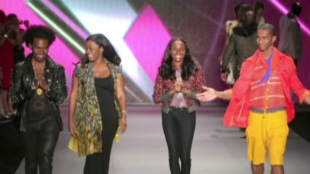 Fashion magazine targets 'Afropolitans'