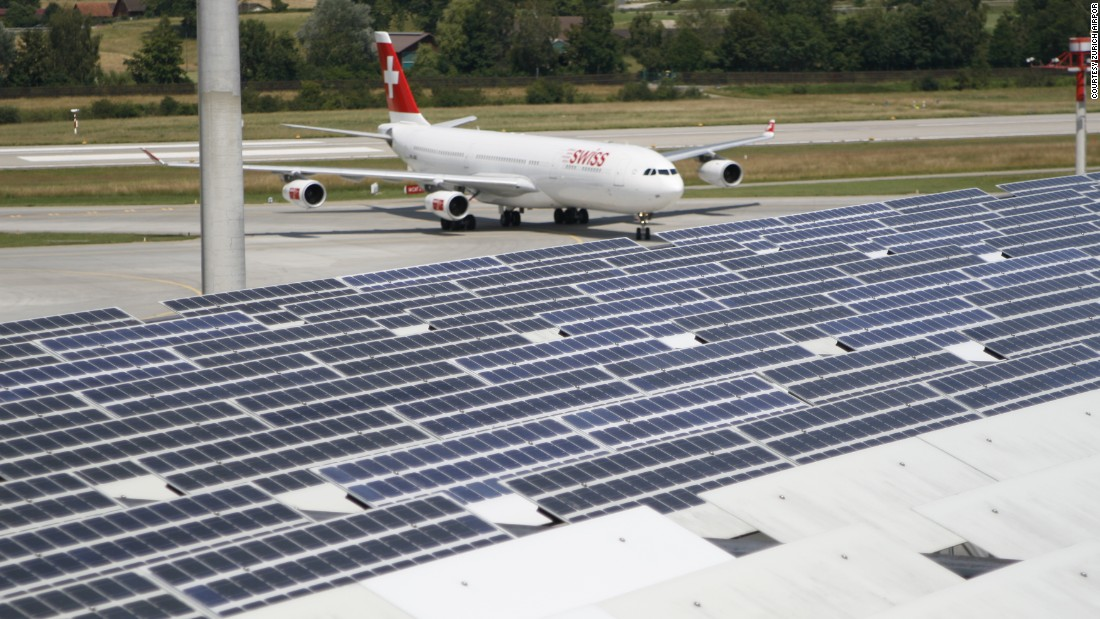 The largest international airport in Switzerland, Zurich Airport jumped from eighth to sixth place this year.