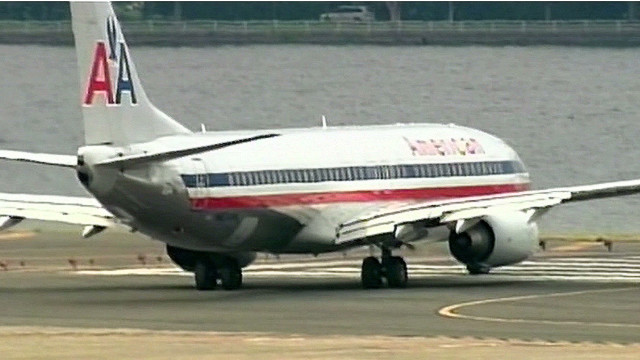 Loose seats cause scare on American Airlines flight