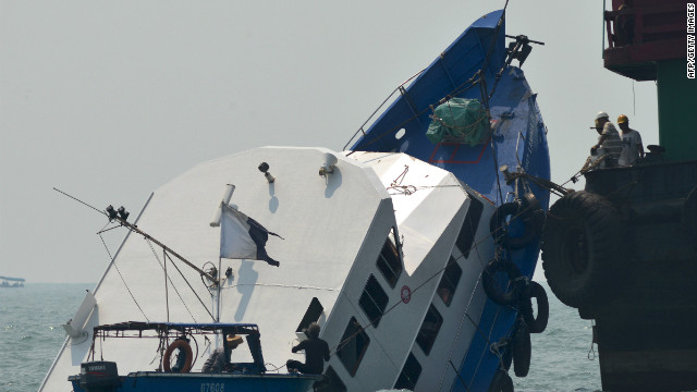 Dozens killed in Hong Kong's deadliest ferry accident in decades