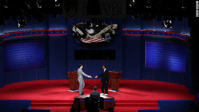 Debates determine Super Pac spending?