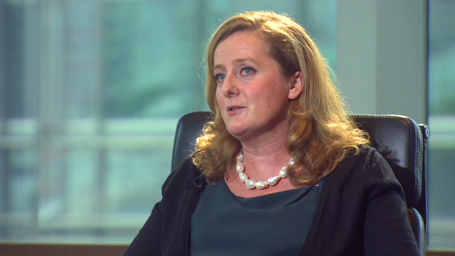 Finance boss: Banking needs more women