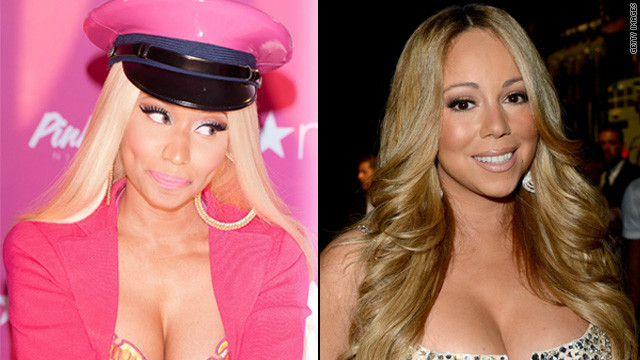 "Nicki Minaj and Mariah Carey both announced Thursday that they're leaving ""American Idol."""
