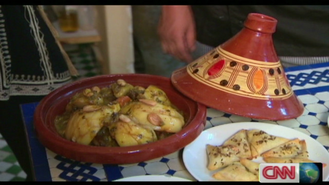 The taste of Morocco