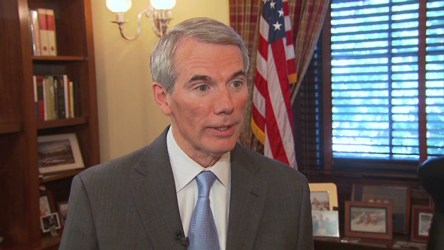 Sen. Portman: My job is to dig deep
