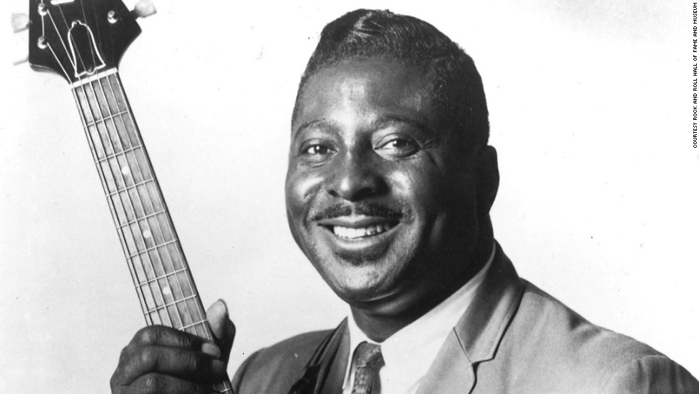 "Albert King's husky vocals and signature Gibson Flying V guitar influenced several artists including Eric Clapton and avid fan Stevie Ray Vaughan. Known for such songs as ""Don't Throw Your Love on Me So Strong"" and ""That's What the Blues Is All About,"" it's the first nomination for the Mississippi Delta native who died in 1992."