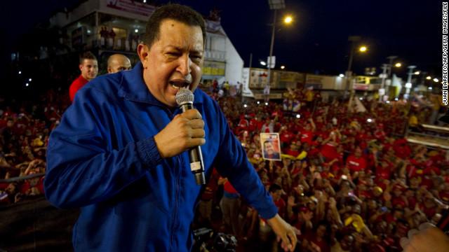 Hugo Chavez's legacy